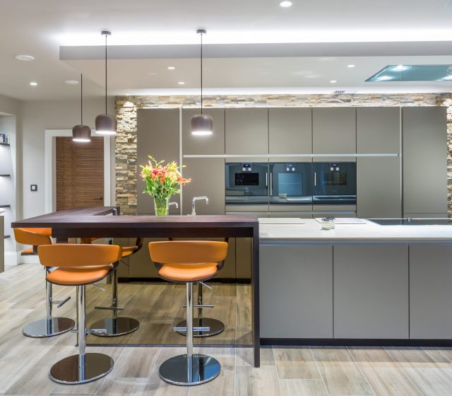 Stuart Frazer SieMatic Kitchen Knutsford