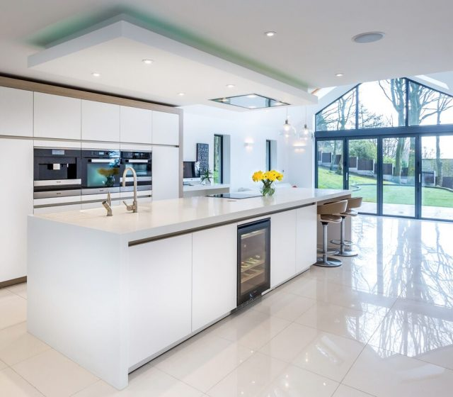 Stuart Frazer SieMatic Kitchen Lostock