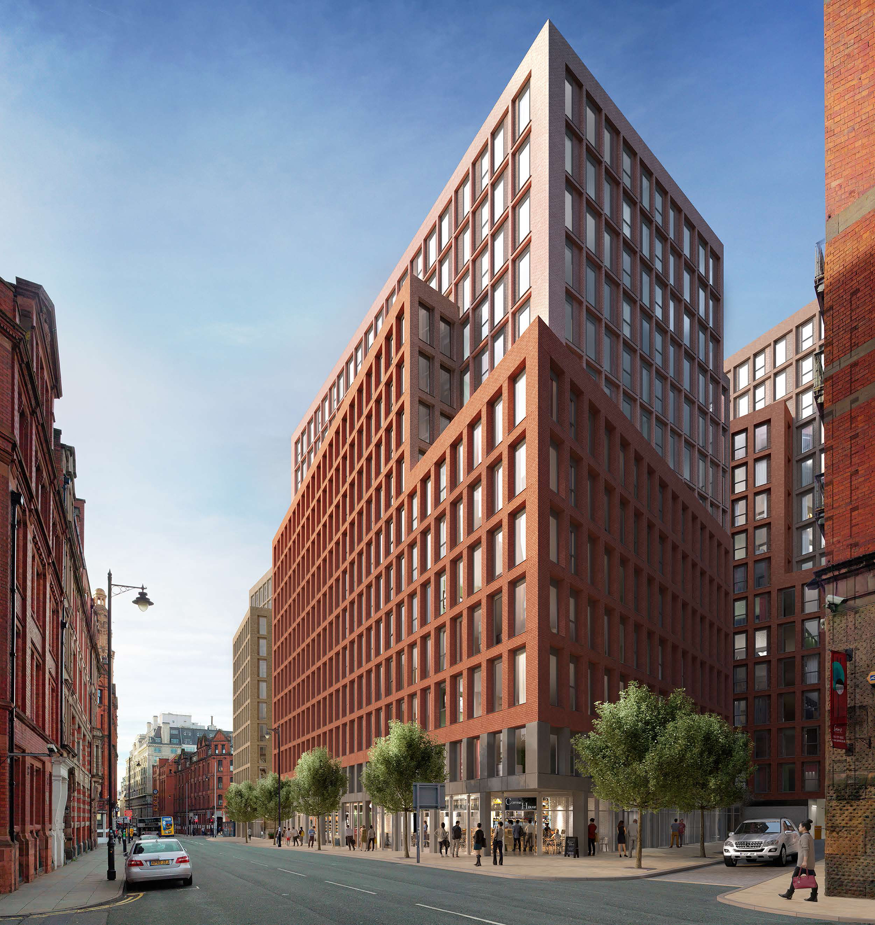 Stuart Frazer for Developers secures contract with Lendlease