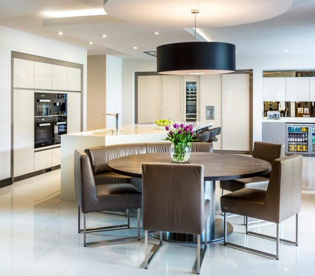 Stuart Frazer SieMatic Kitchen Whitefield