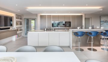 Stuart Frazer - Knowle Green - Contemporary Kitchen