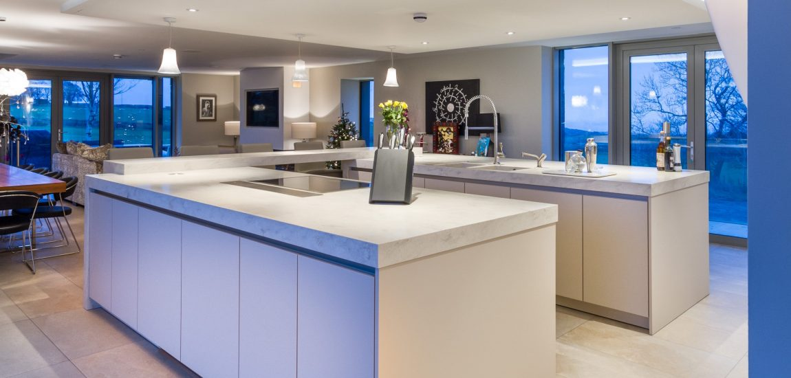 Stuart Frazer SieMatic Kitchen