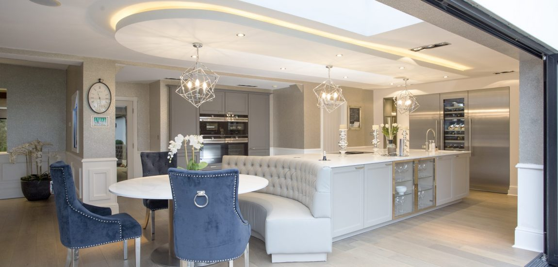 Worsley - A Modern take on a traditional style kitchen