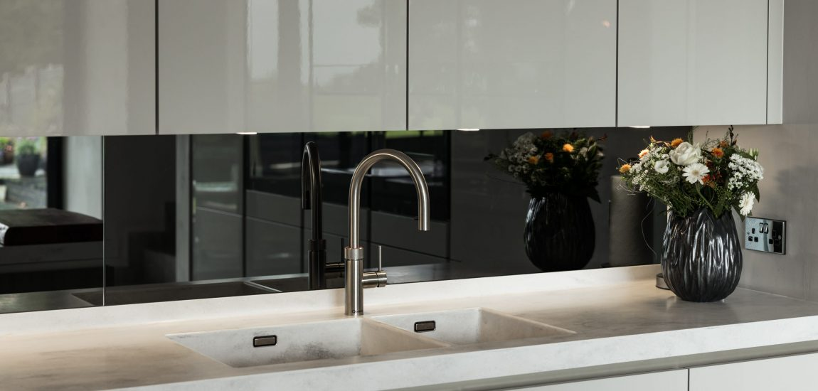 The Meadows Striking Kitchen Sink and Tap