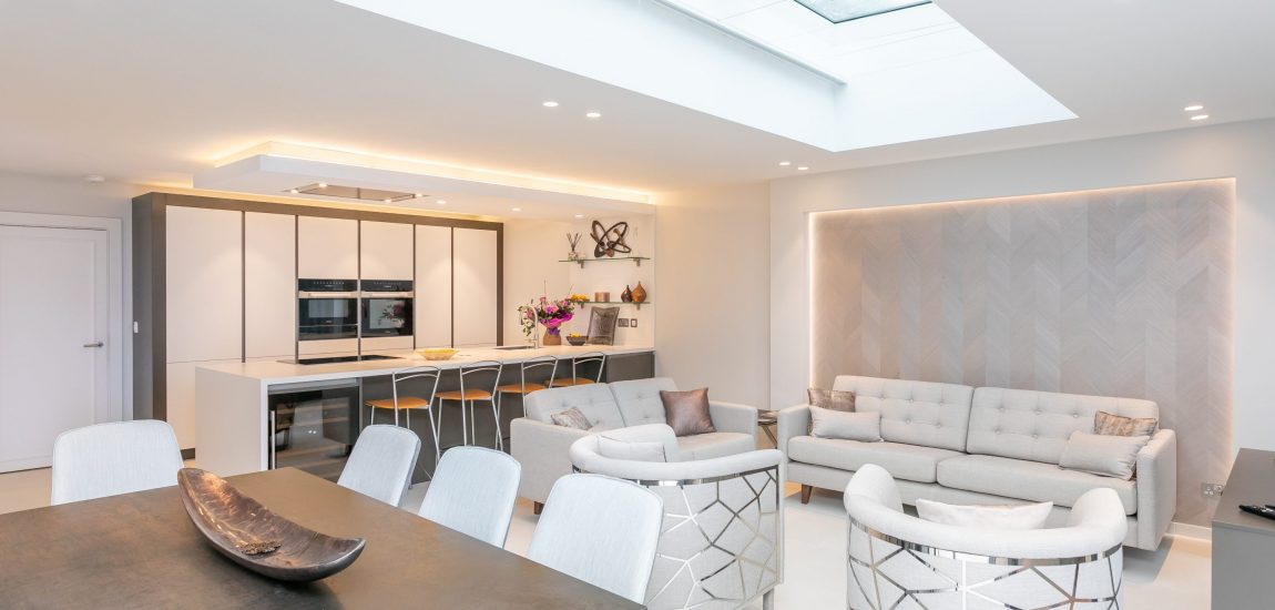 Stuart Frazer SieMatic kitchen for a Cheshire home
